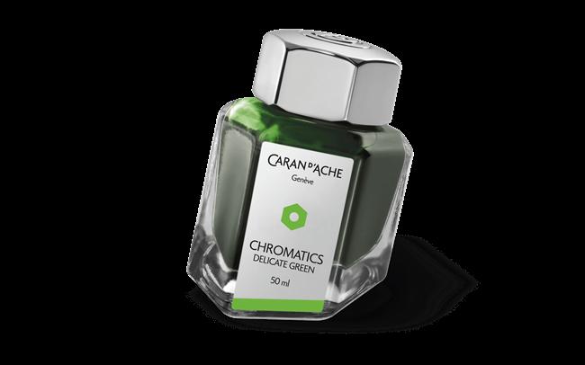 Ink Bottle CHROMATICS Delicate Green 50ML