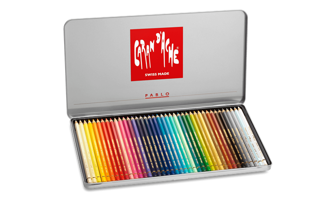 Box of 40 Colours PABLO®