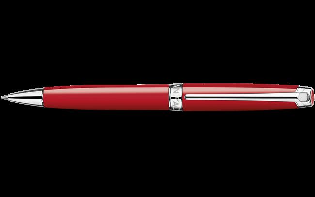 LÉMAN Scarlet Red Ballpoint Pen