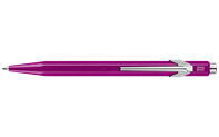 Kugelschreiber 849 POPLINE metallic violett mit Etui