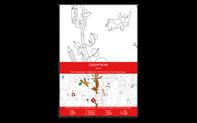 XXL Poster \Mein Stammbaum\ + 4 Farben FANCOLOR