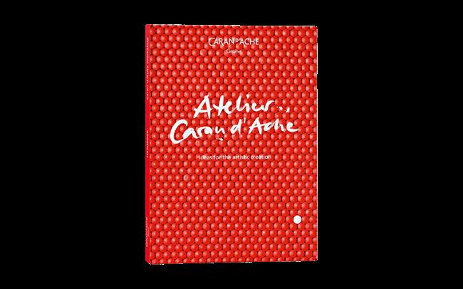 Il LIBRO ATELIER DE CARAN D'ACHE  versione inglese