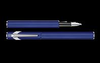 Fountain Pen 849 Metal White