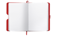 Notebook OFFICE A6 CANVAS-BLUE