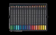 Scatola \Standard\ da 40 Colori MUSEUM Aquarelle