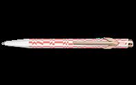 Ballpoint Pen 849 ALEXANDER GIRARD Limited Edition Pink