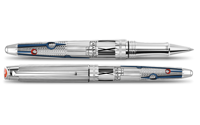 1010 TIMEKEEPER Roller Pen