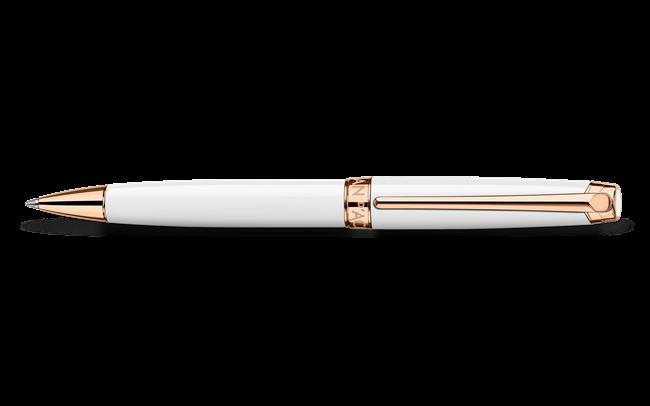 レマン ホワイトローズゴールド ボールペン